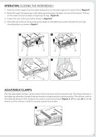 keter folding work table ex operation closing the workbench adjustable cls keter folding