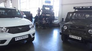 uaz interior motor show poznań 2016 i tarmot 4x4 uaz tarmot 4x4 youtube