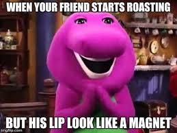 Barney Meme - barney the dinosaur imgflip