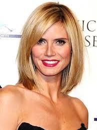 medium length hair cuts overweight long blunt cut fine hair google search fun hair pinterest
