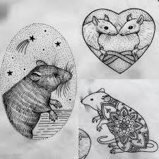 98 best martika images on pinterest rat tattoo pet rats and animals