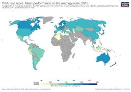 What Is Map Testing Quality Of Education Our World In Data