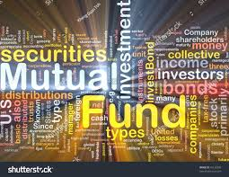 Mutual Fund Accountant Background Concept Wordcloud Illustration Mutual Fund Stock