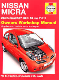 nissan micra petrol 03 07 52 57 amazon co uk m r storey