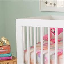 coral abstract crib sheet carousel designs