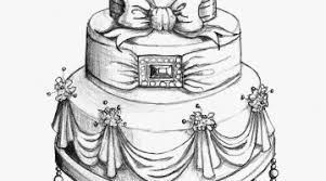 wedding cake drawing easy drawings wedding cakes wedding dress icets info