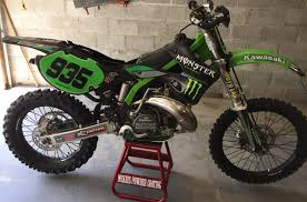 cheap second hand motocross bikes kx 250 beastly build how to transform a motocross bike to a woods