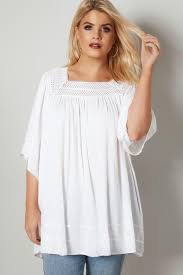plus size white blouses plus size shirts blouses yours clothing