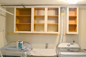 modern cream wall laundry room furniture that can be decor with