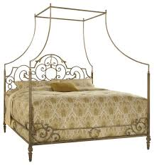 Metal Canopy Bed Biltmore Metal Canopy Bed Canopy Beds By Benjamin Rugs And