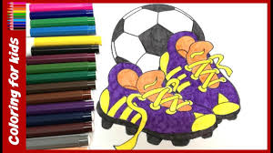 coloring sheets for boys how to color soccer coloring pages