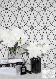 removable wallpaper uk minimalistic geometric regular wallpaper self adhesive removable