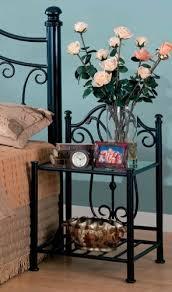 metal nightstands easy home concepts