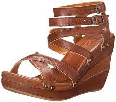 amazon com bed stu women u0027s juliana wedge sandal platforms u0026 wedges
