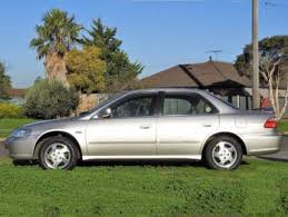 1999 honda accord silver 1999 honda accord vti l silver 4 speed automatic sedan cars