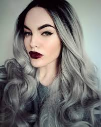 grey hair hide or not to hide u2013 hairstyles for woman