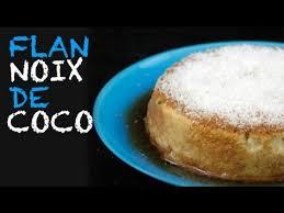 cuisine marmiton recettes recette flan onctueux à la noix de coco