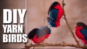 diy fun wooly birds room decor diy mad stuff with rob youtube
