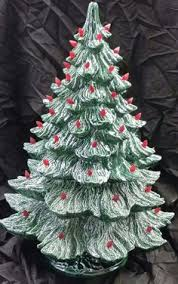 nowel ceramic tree painted with duncan cover coats miami