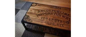 Ouija Coffee Table by Furnishings Artwork Bughouse