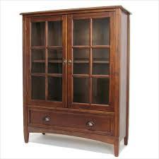 Glass Bookcases Bookcase Glass Door Bookcase Antique Antique Single Glass Door