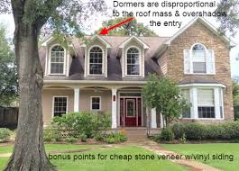 House Dormers Mcmansions 101 Dormers Mcmansion Hell
