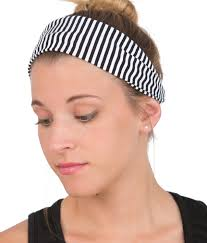 wide headband workout accessories salto by shannon miller