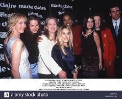 Meryl Streep Home by Nov 18 1999 Trudie Styler Meryl Streep Joan Osborne Sarah