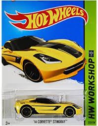hotwheels corvette amazon com wheels 2014 14 corvette stingray convertible hw