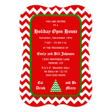 Open House Invitations Christmas Open House Invitations 400 Christmas Open House