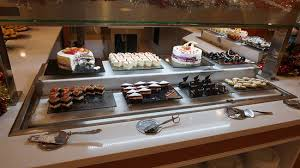 large buffet with lots of options picture of majestic mirage