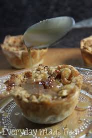Home Interiors Candles Baked Apple Pie by Mini Dutch Apple Pies With Caramel Sauce Oh My Creative