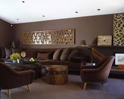 color code brown living rooms antique wood and earth