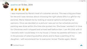 what clients are saying maria waye