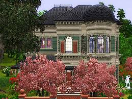 House Gif Alice House Of Madness Sims 3 By Simsrepublic On Deviantart