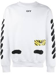 off white men clothing sweatshirts cheap off white men clothing