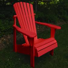 How To Paint An Adirondack Chair Classic Painted Adirondack Chairs Set Of 2 Dfohome