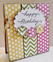 birthday cards handmade 32 handmade birthday card ideas and images