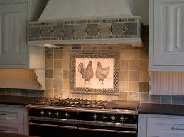 Kitchen Tile Murals Tile Art Backsplashes Fabulous Tile Murals Kitchen Backsplash Featuring Flowers Vase