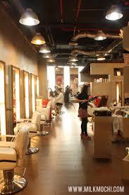 my experience at shunji matsuo hair salon milk mochi