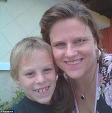 10 Year Old Blind Autistic Boy Autistic Boy Is Arrested At In Florida Daily Mail Online