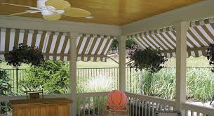 Porch Awnings Eclipse Drop Arm Retractable Window And Porch Awnings Eclipse