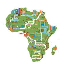 mapa de africa economic outlook casa áfrica
