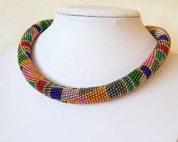 bead rope necklace images Pretty ugly me pretty jewelry and necklace jpg