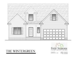 four seasons park floor plan baywood in rocky mount nc new homes u0026 floor plans by four