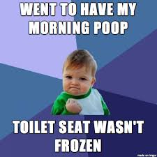 Poop Meme - i live in canada and poop in an outhouse meme on imgur