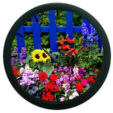 Garden Wall Clocks by Fancy Showpieces Decoratives Modern Showpieces