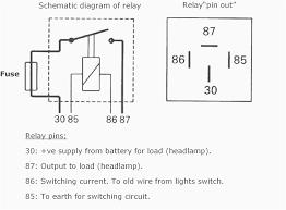 relay wiring diagrams ansis me