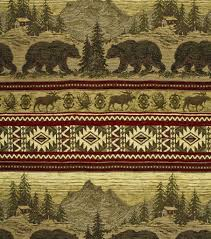 home decor upholstery fabric regal fabrics bear run sand joann
