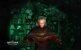 halloween background green the witcher 3 wild hunt official website